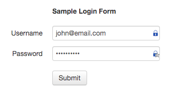 TPM CE form filled in