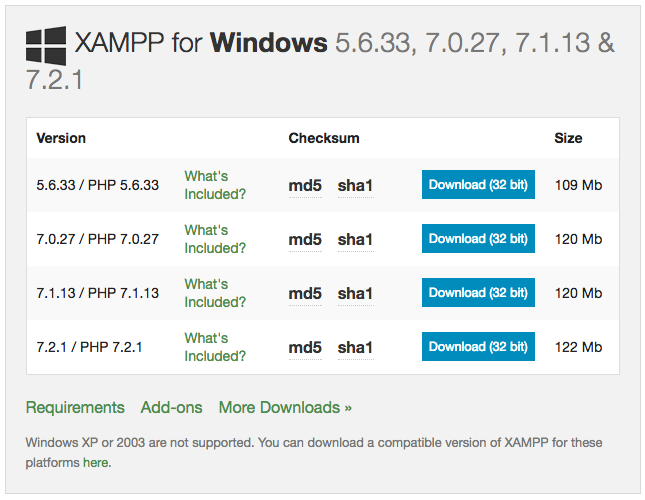 How to install Team Password Manager on Windows using XAMPP
